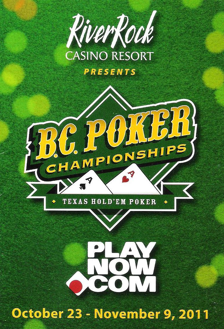 Riverrock casino poker room cash casino coupon deposit instant no
