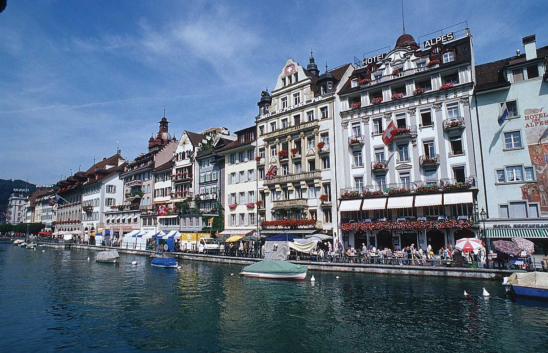 City Hopper: Lucerne, Switzerland | The Swiss Rock