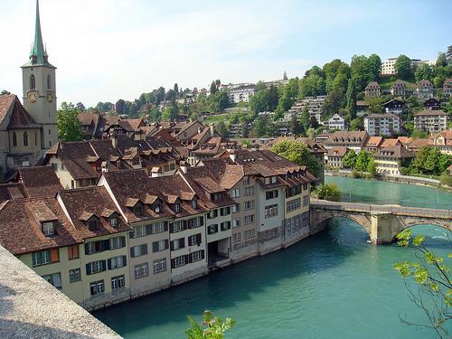 City Hopper: Berne, Switzerland   The Swiss Rock