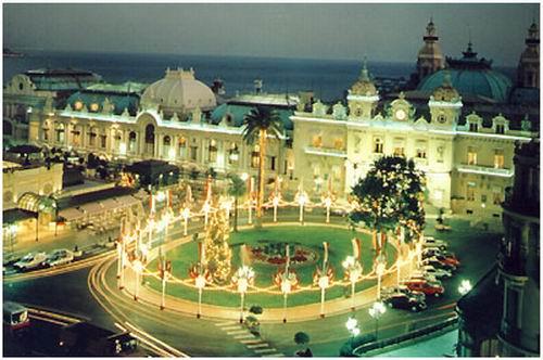 Casino de monte carlo och monaco