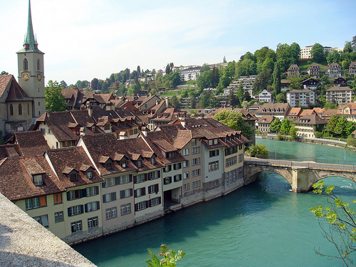 Beautiful picture of Berne