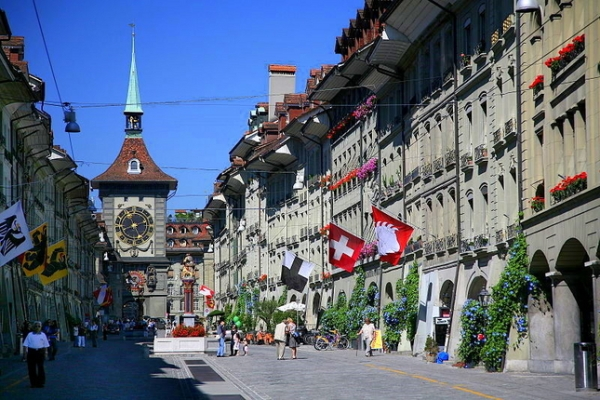 Another beautiful picture of Berne