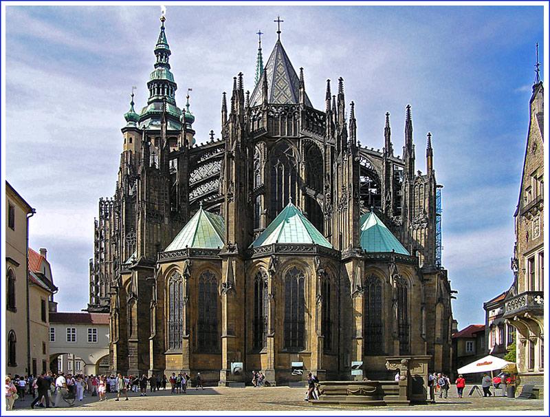 City Hopper Prague Czech Republic The Swiss Rock