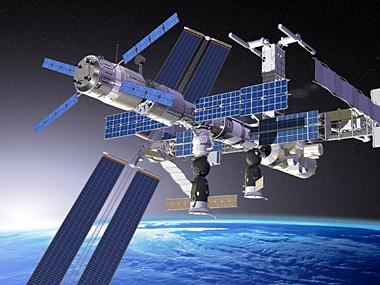 ISS Orbital Laboratory