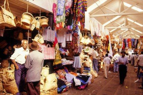 Bazaar Port Louis, Mauritius