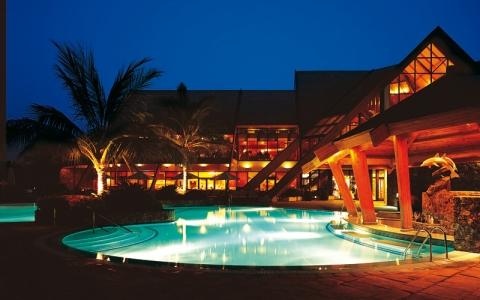 La Fontana Pool, Jebel Ali Resort