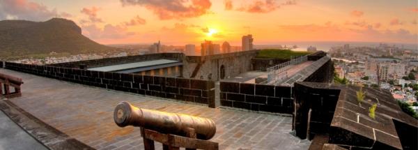 La Citadelle, Mauritius