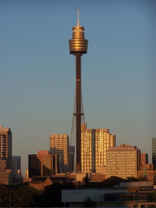 Sydney Tower (a.k.a. Centrepoint Tower)