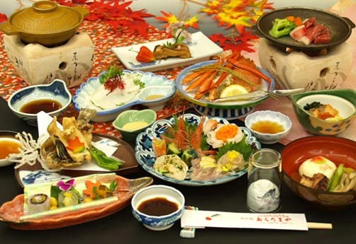The Japanese diet is one that promotes longevity.