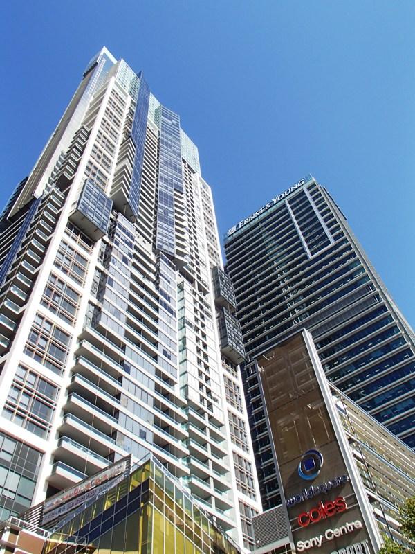 More Sydney skyscrapers!