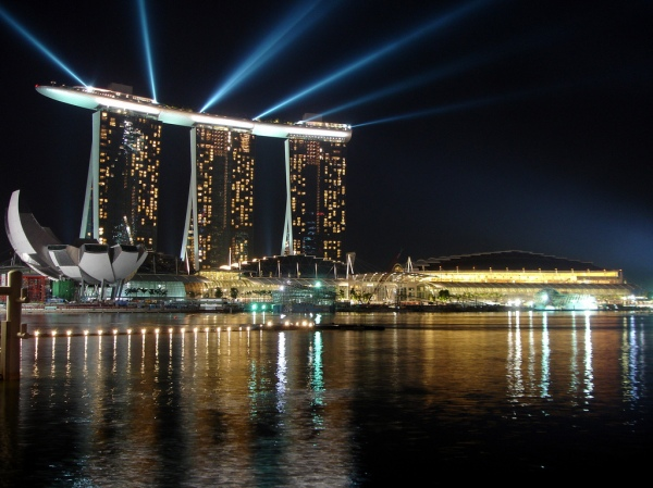 Marina Bay Sands Casino Resort, Singapore
