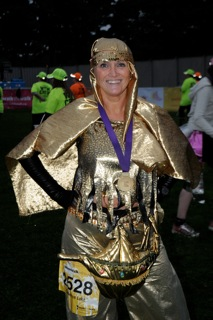 MoonWalk 2012 costume!