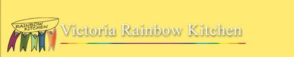 Victoria Rainbow Kitchen logo