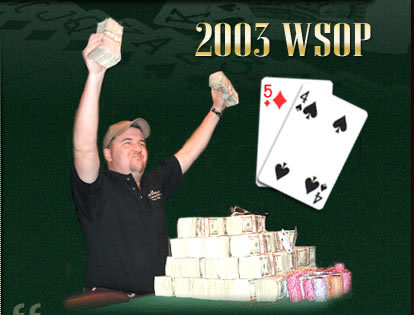 wsop2003money