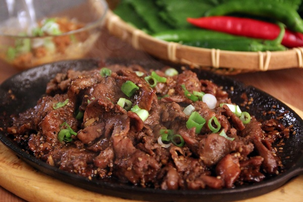 Traditional Korean Bulgogi